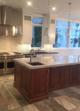 Modern Kitchen Remodeling Westchester County