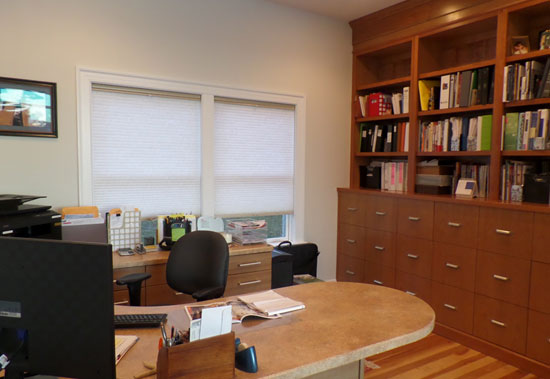 Custom Office Design Westchester County