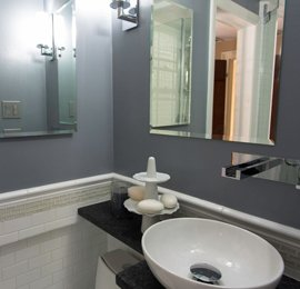 Modern Bathroom Design - Westchester County