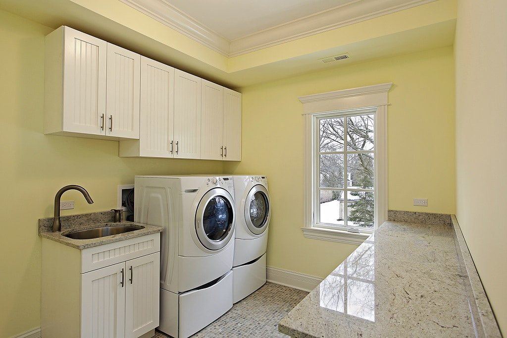 Combination Mudroom and Laundry Room Design Ideas