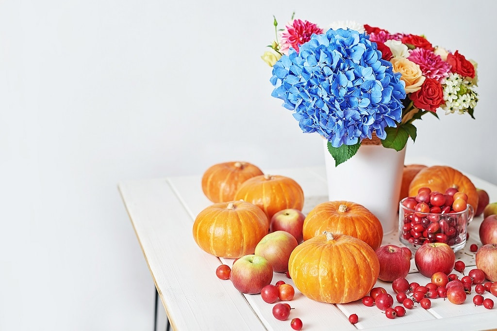 Perfect Fall Kitchen Decor